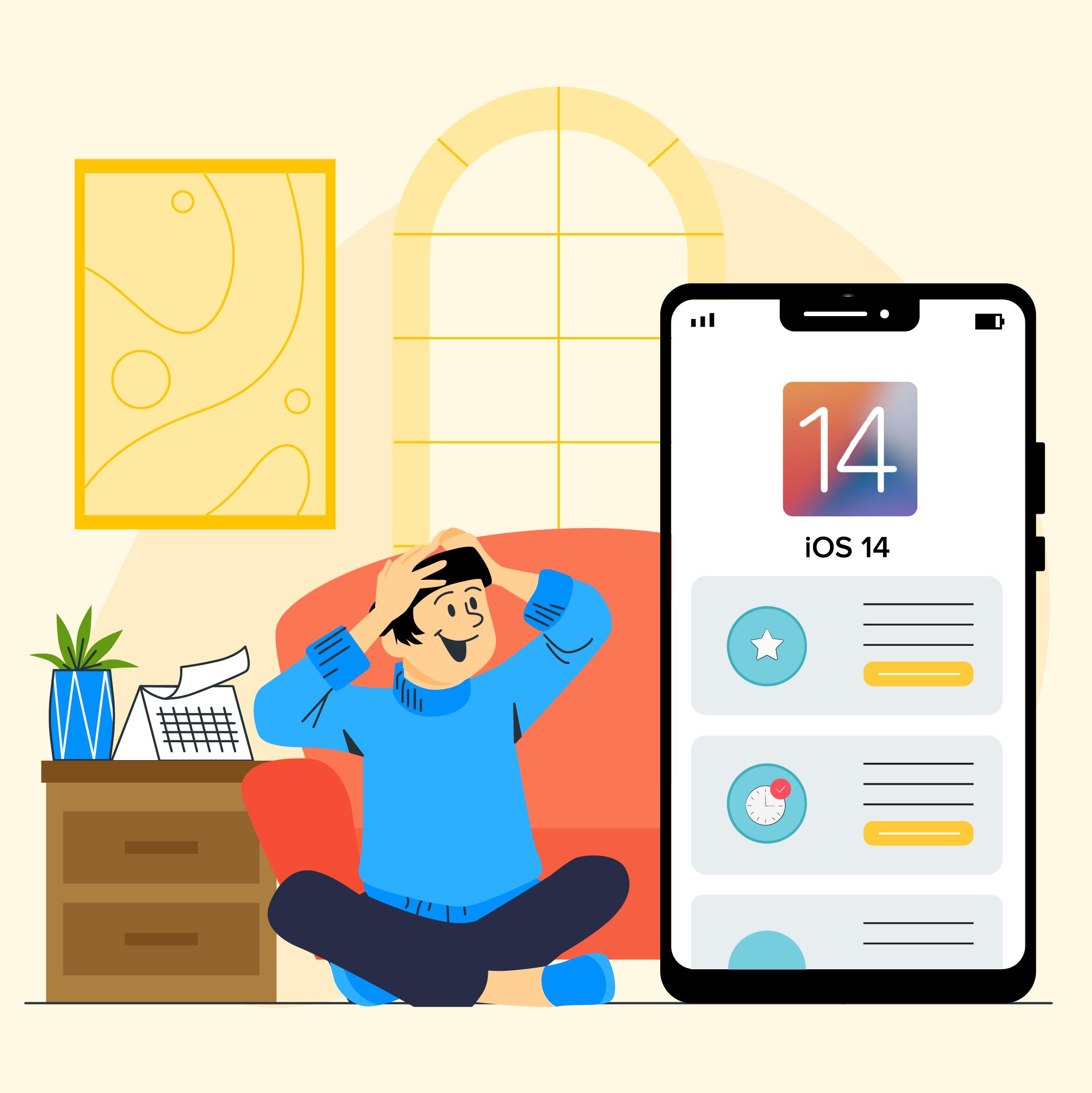Prepare Your App for iOS 14 Update
