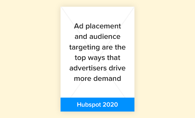 Hubspot on audience targeting