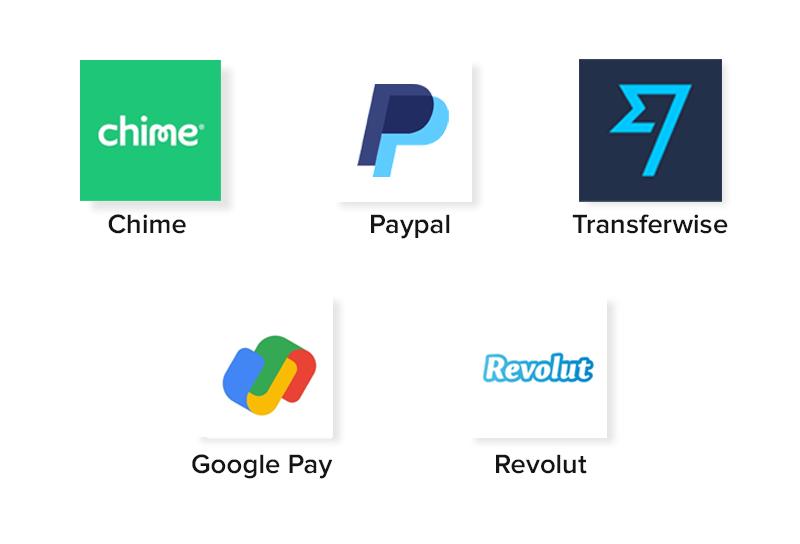 _app like Cash App