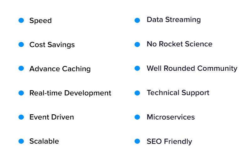 why choose Node.js for Web Development