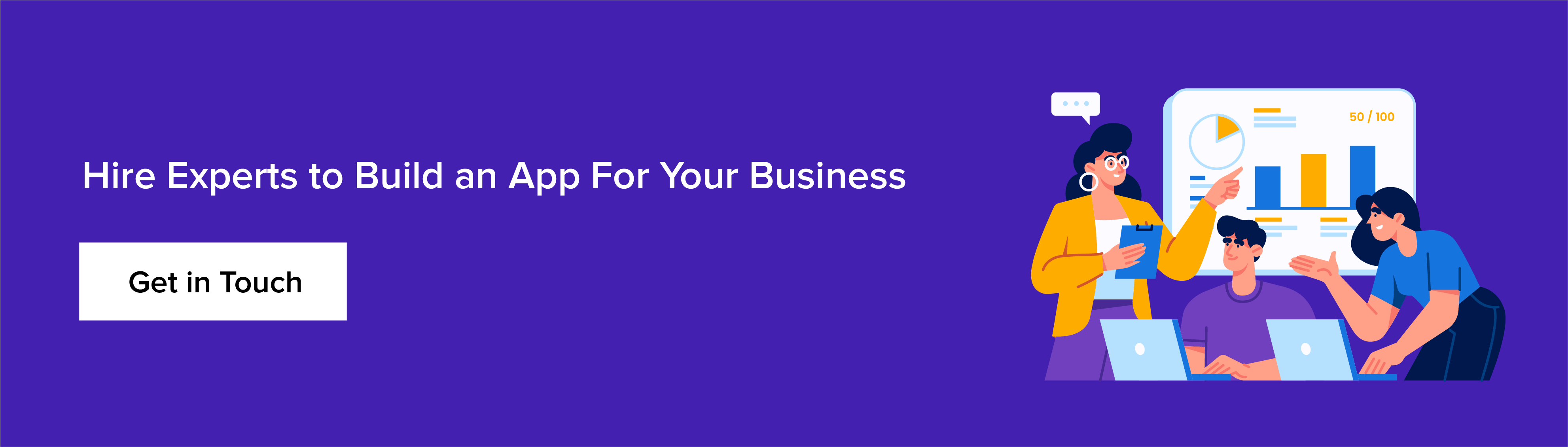 build an app for your business