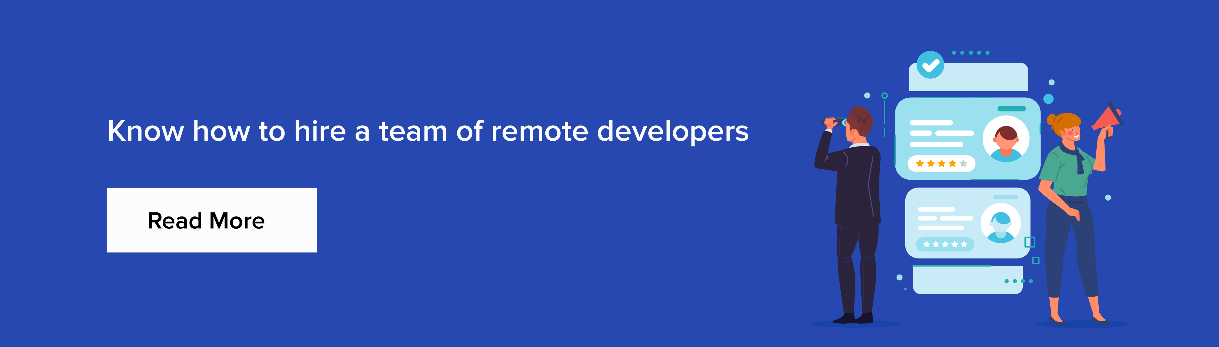 know how to hire remote developers