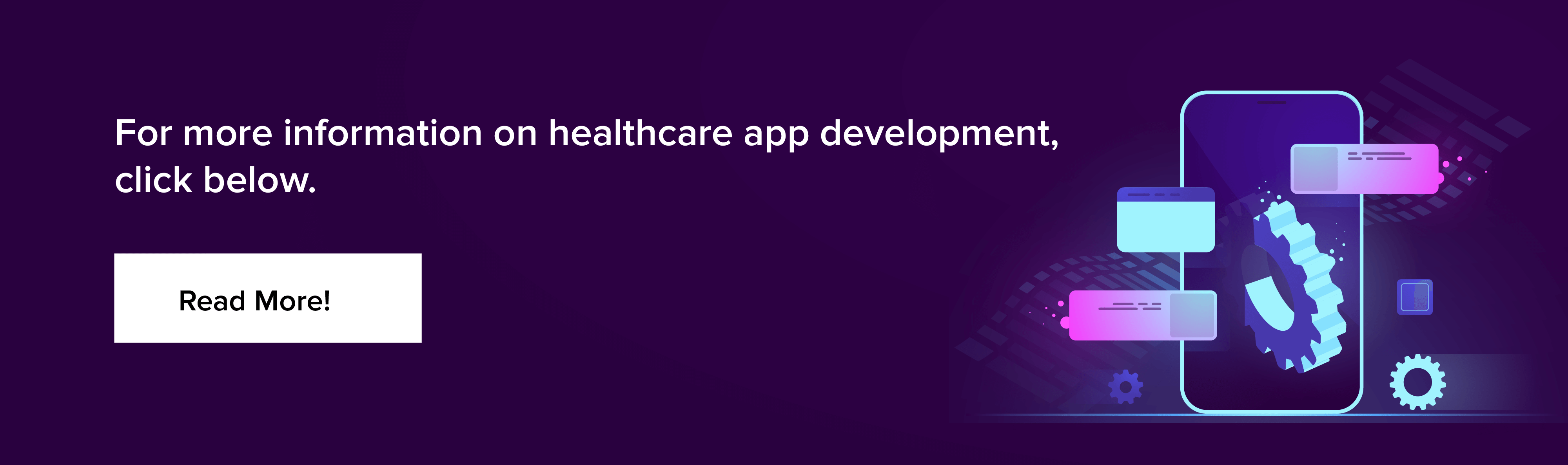 read more on healthcare app development