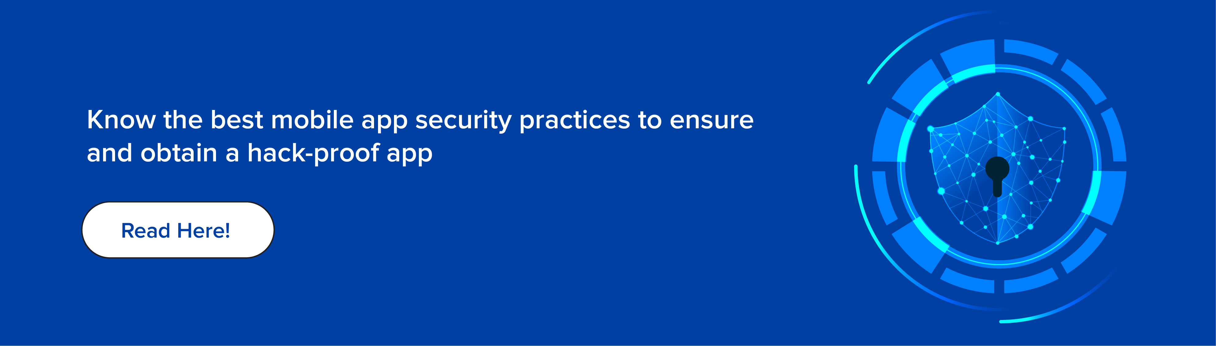 Know the best mobile app security practices