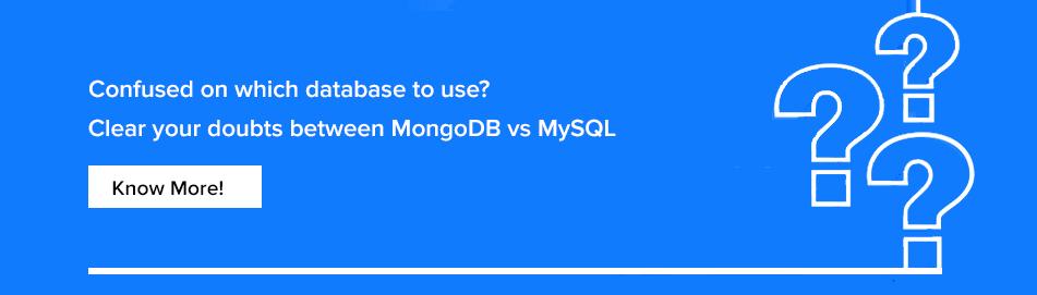 MangoDB vs MySql