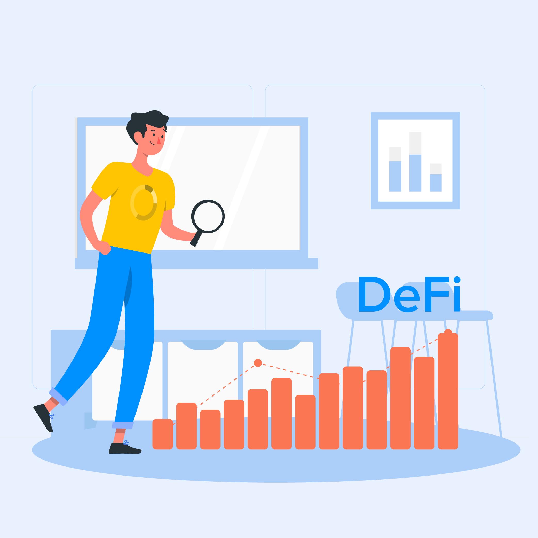 Latest DeFi Trends In 2021