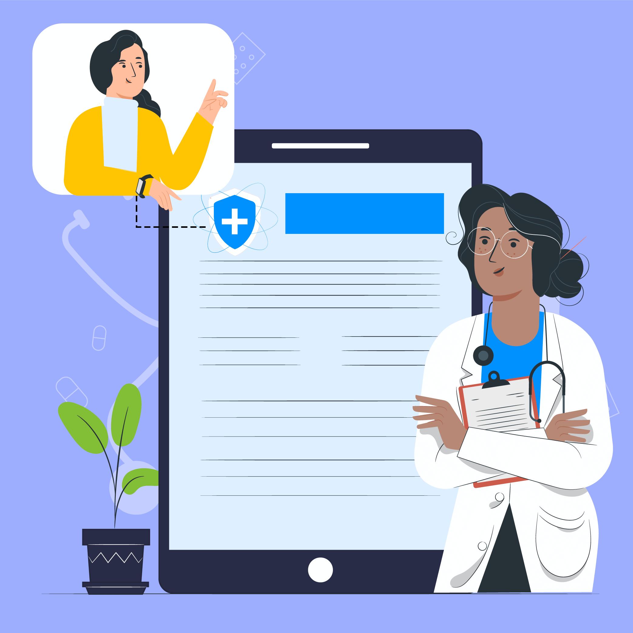 healthcare app development company