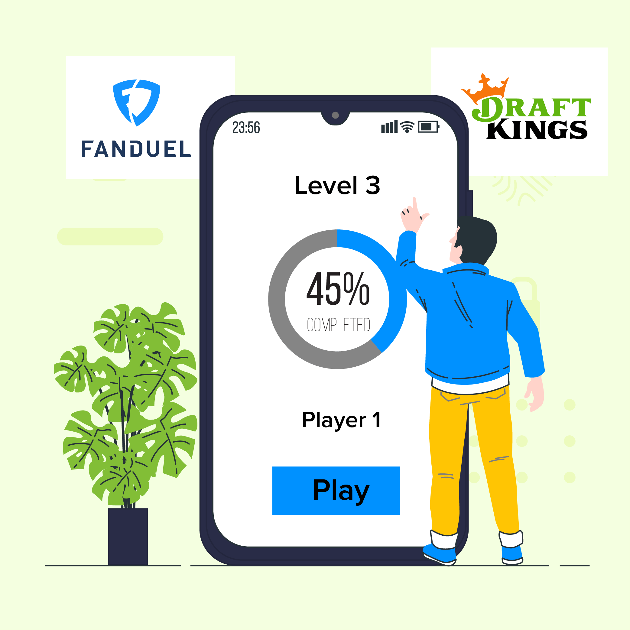 Fantasy Sports App Fanduel and Draftkings Transforming the Industry