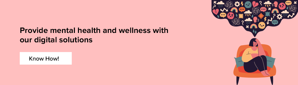 mental health and wellness digital solution