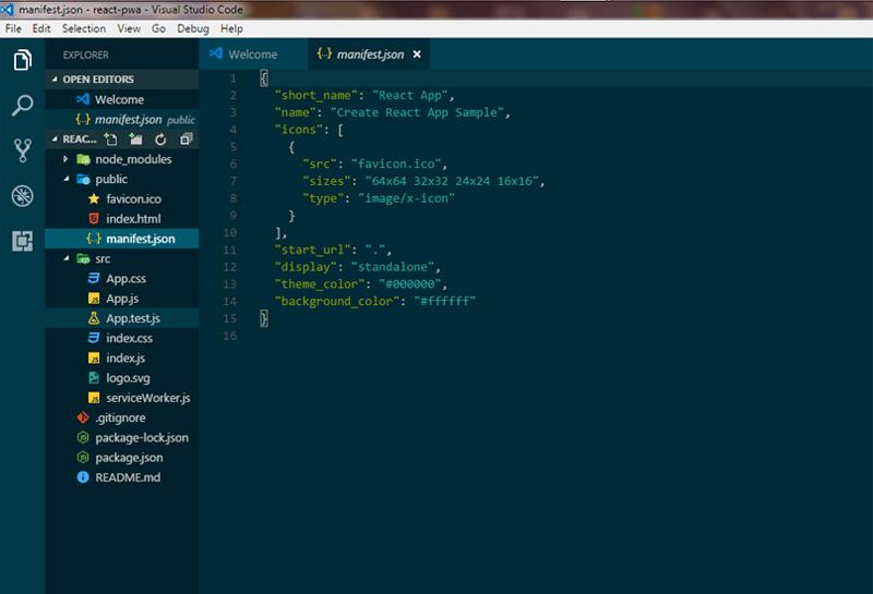 Configure web apps