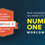 Appinventiv Ranked Number 1 Mobile App Development Company in the World